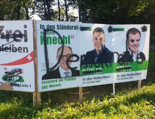 """""""Jetzt reichts! Saubannerzug im Freiamt"""""""