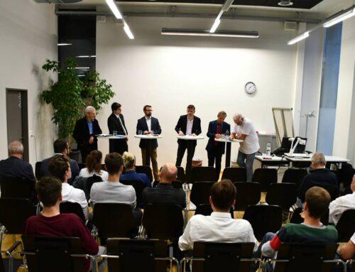 Podium in Brugg: Politiker diskutierten engagiert